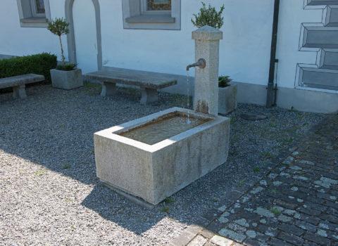 Brunnen Kapelle Haltikon - 2005 - Eigentum Korporation Haltikon