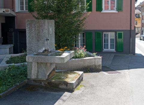 Brunnen Oberdorfstrasse