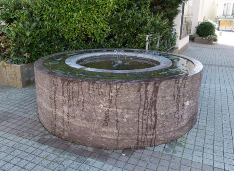 Brunnen Trichlepark - 1998 - Eigentum C. Vanoli AG